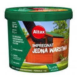Altax – ეზოს ხის დასამუშავებელი საშუალება (  სპეციალურად არადამუშავებული ზედაპირის ხის მასალისთვის ) – 5ლ