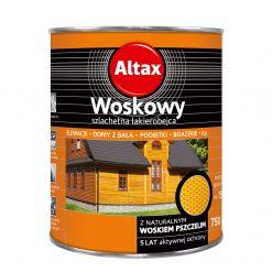 Altax – ხის ფასადის ლაზური ცვილით, მაღალი წელვადობის