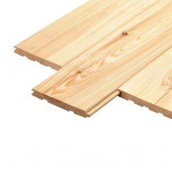ფიჭვის ხის პანელი ლამფა (შწილი) 12,5X118X3000 AB – 1მ2