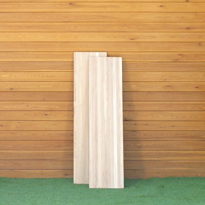მუხის ხის კიბის საფეხური