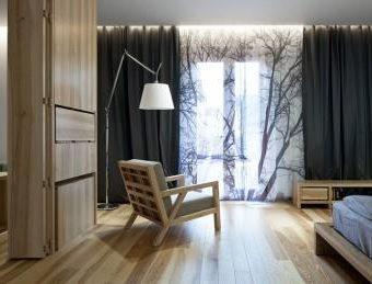 როგორ შევუხამოთ ხის იატაკი ინტერიერის დიზაინს?