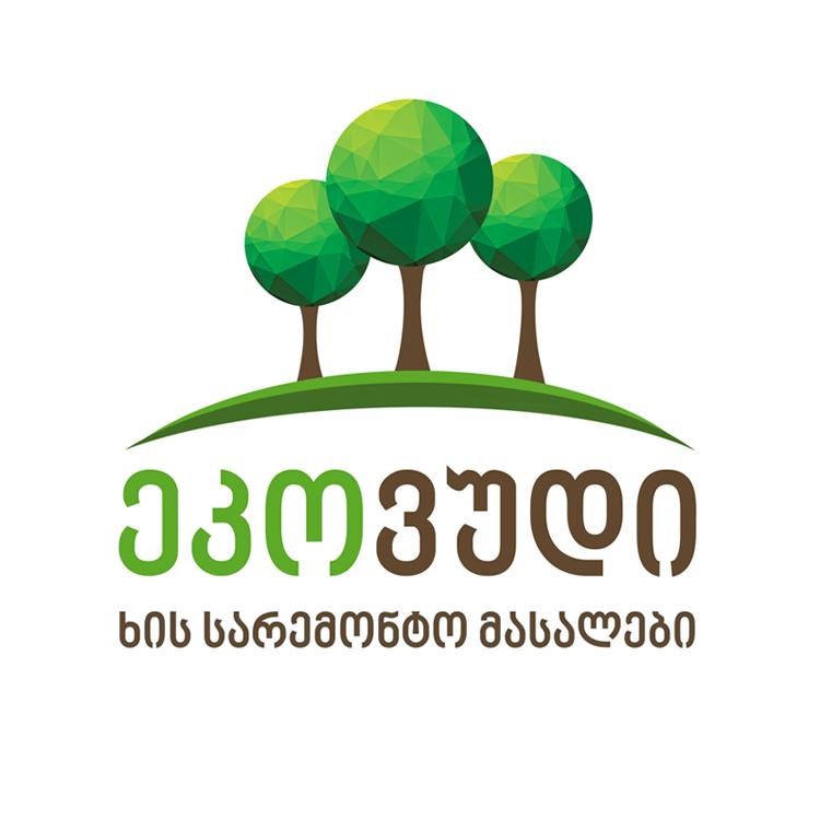 ეკოვუდის ხის მასალები (ხის მასალა) სამშენებლო ჰიპერმაკეტებში (გორგია,ბრიკორამა,ნოვა,დომინო)