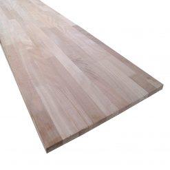 """ტროპიკული ხის """"ოკუმეს"""" ავეჯის დაფა 22X600X2900  AB  – 1 ცალი"""