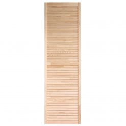 ნაძვი-ფიჭვის ხის ჟალუზი დეკორატიული 20х594х1805 A – 1 ცალი