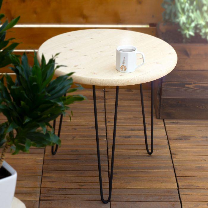 მაგიდის მეტალის ფეხები