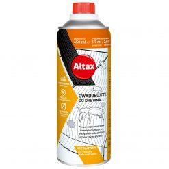 ALTAX – ხის ჭიის ( ხის მღრნელის) ანტისეპტიკური ინსექციდი – 450მლ