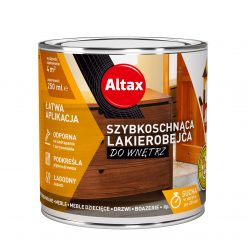 Altax – ხის ლაქი შიდა სამუშაოებისთვის – 250მლ